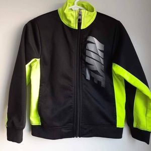 Nike Boys Track Jacket Pant Set
